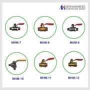Trigger / brass / Nozzles accessories 6