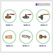 Trigger / brass / Nozzles accessories 2
