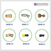 Trigger / brass / Nozzles accessories 3