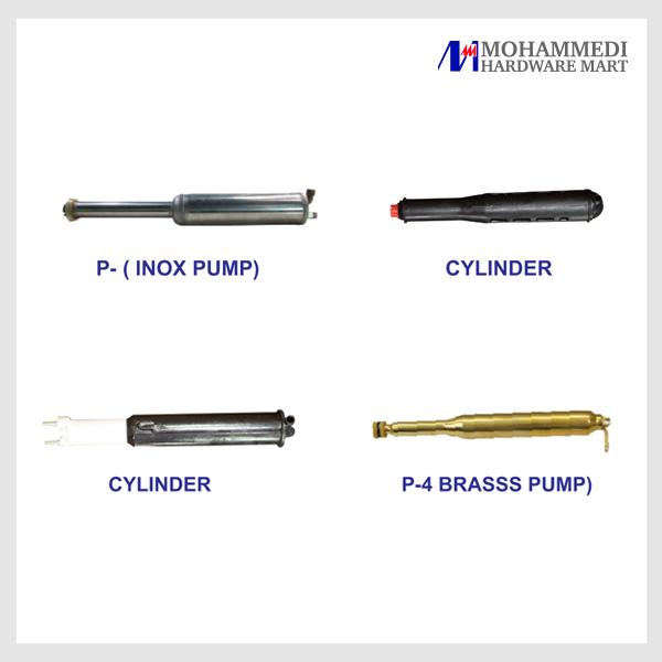 Hose accessories -inox pump