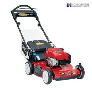 Power lwnn mower _brassh cutter